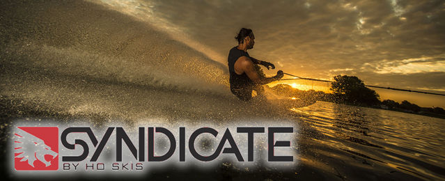 Discounted Syndicate Water Skis