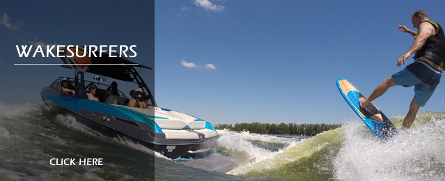 Wake Surfers and Discounted Wakesurfers and Wakesurfing Equipment