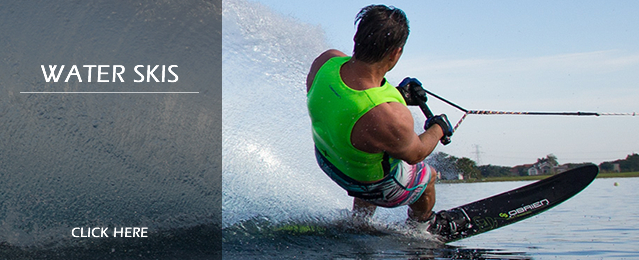 Discounted Water Skis and Waterski Equipment